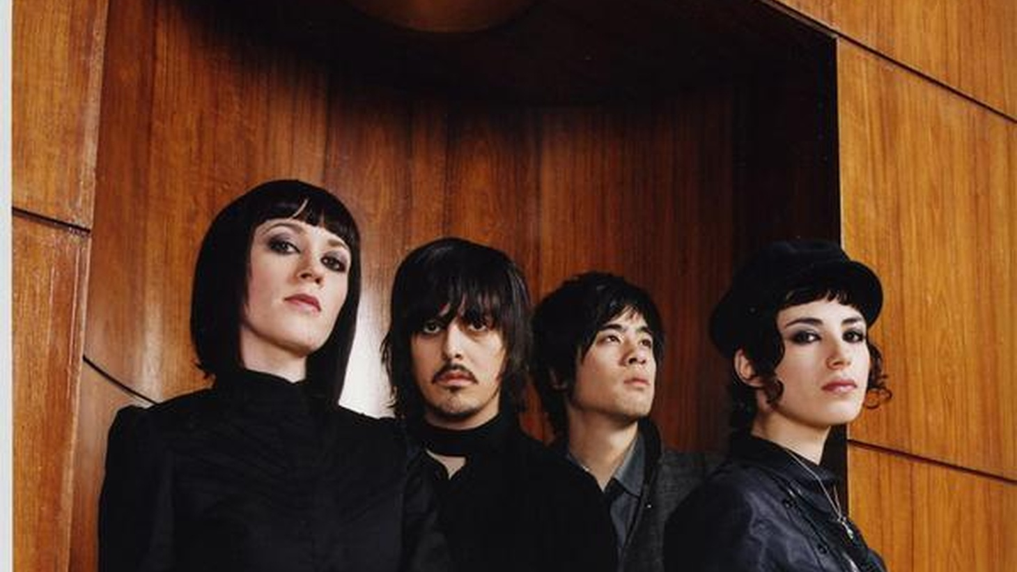 Ladytron bring an electro new-wave order to Morning Becomes Eclectic at 11:15am.