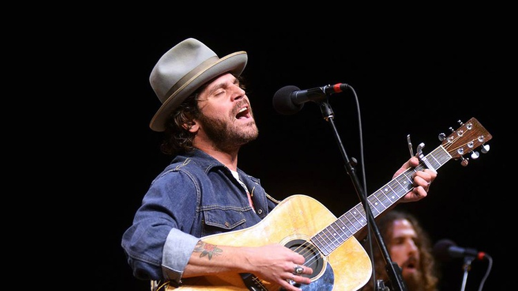 With a ragged voice and raucous songs, the rollicking rock of Langhorne Slim has been wowing audiences across the country for many years.