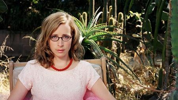 """Portland-based Laura Veirs will warm the studios with songs from her gorgeous new release """"July Flame."""""""