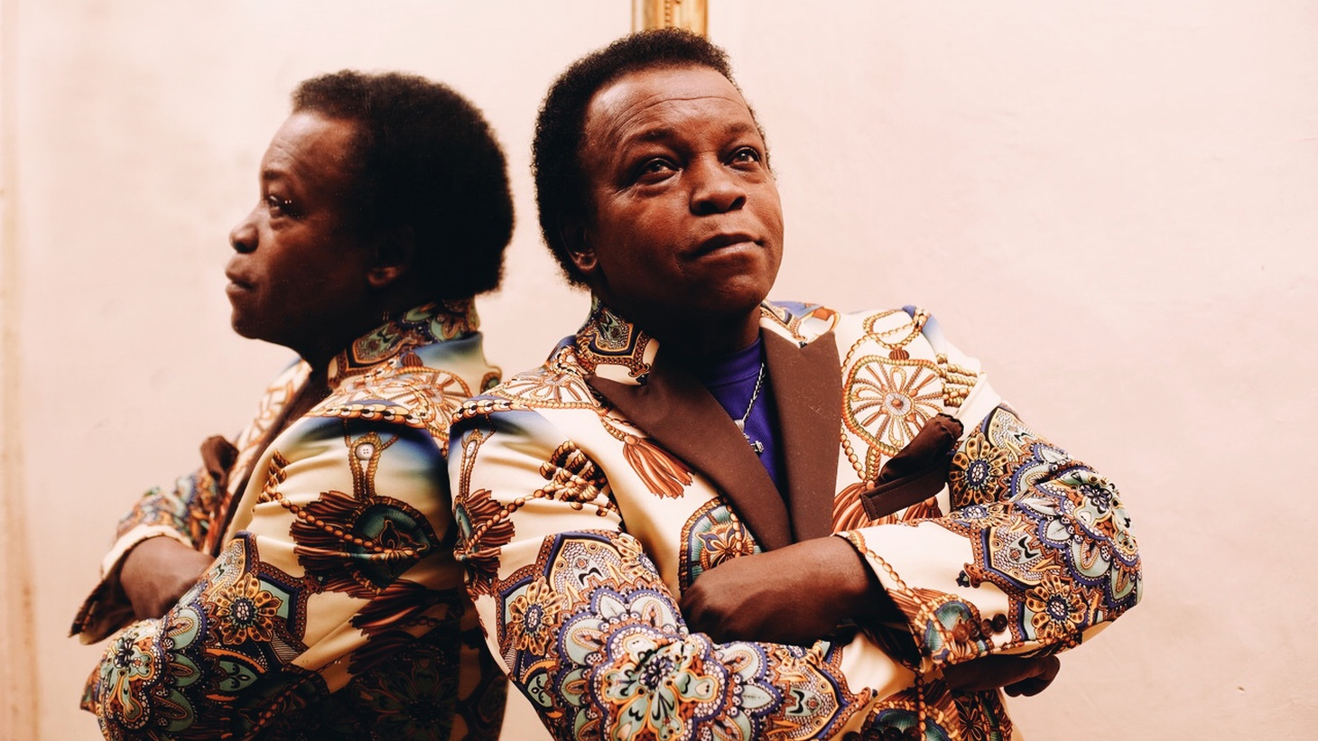 Lee Fields has worked with Kool & The Gang, B.B. King and Bobby Womack to name a few.