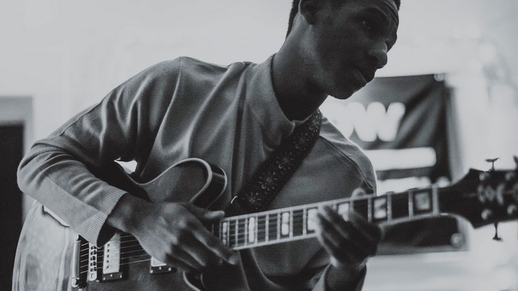 Soul man Leon Bridges hails from Fort Worth, where he teamed up with members of fellow Texan band White Denim to produce his debut, which is nominated for a Grammy Award.