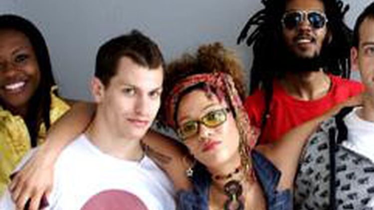 Neo-soul artists Little Jackie perform their infectious songs on Morning Becomes Eclectic at 11:15am.