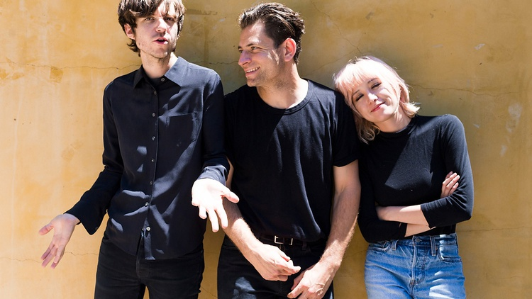 Lo Moon's carefully crafted dream pop songs have made them one of LA's most exciting bands to watch.