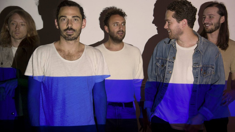LA quintet Local Natives returns with its highly anticipatedthird album,exploring a variety of new sounds.