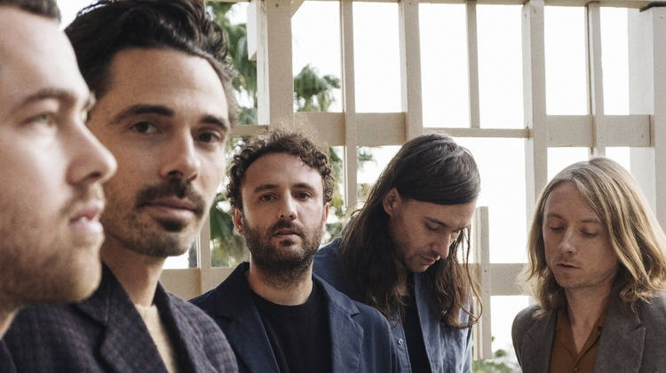 Local Natives perform music from new album 'Violet Street' live on MBE