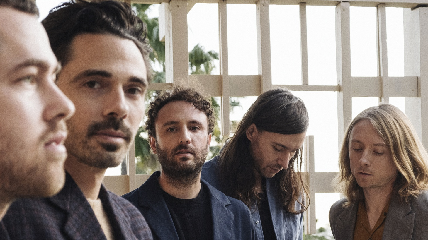 """Homegrown in Los Angeles, Local Natives have been on our radar since their debut album """"Gorilla Manor"""" in 2010. Now, nine years later, they've released Violet Street their ode to the spirit of LA."""