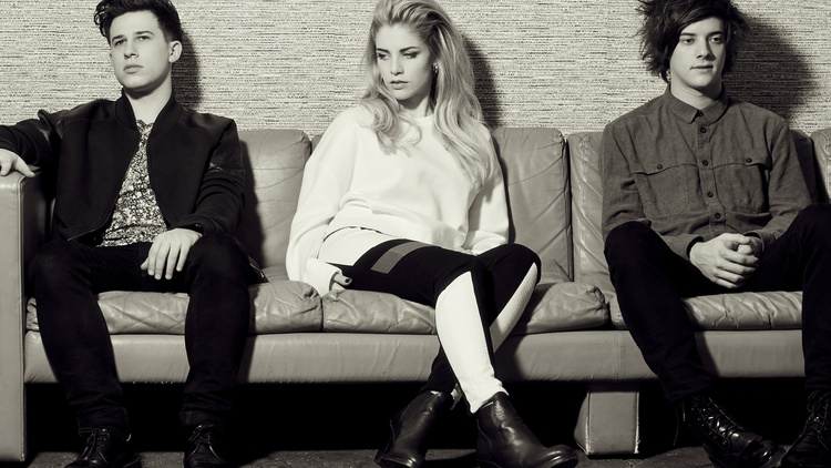 There is a lot of buzz around London Grammar, a British trip-hop trio fronted by Hannah Reid.