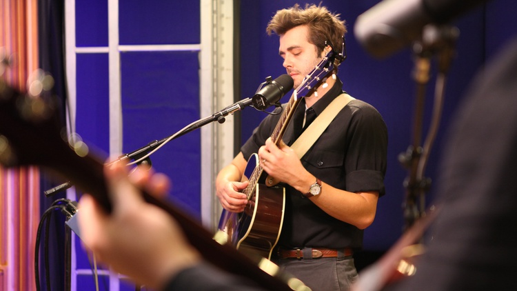 Lord Huron has morphed from the solo project of Ben Schneider to a full-fledged band and their sound has grown with it.