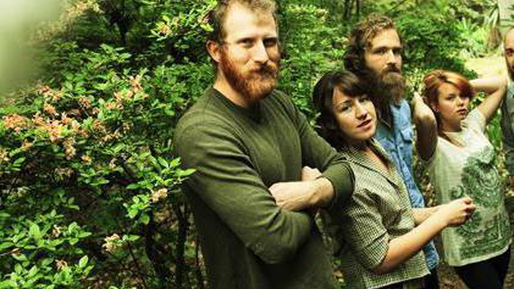 Lost in the Trees front-man Ari Picker leads his celebrated North Carolina collective through songs that turn loss into a musical celebration...