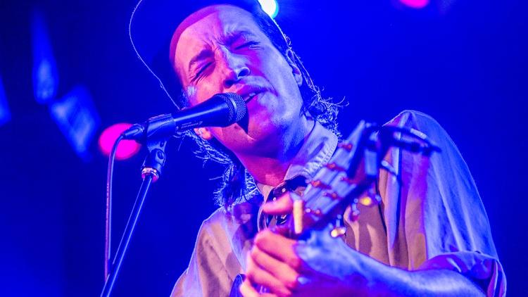 Marlon Williams blew us away with his performance at SXSW this year.