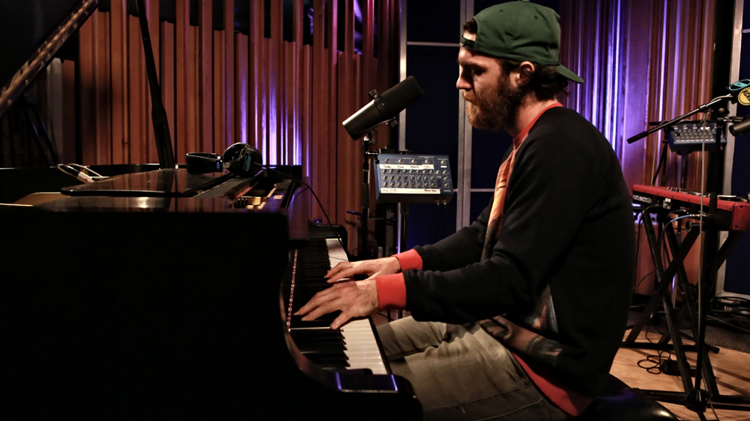 This special episode of the Morning Becomes Eclectic Podcast features two full-length sessions from a pair of young artists that we're really excited about here at KCRW.