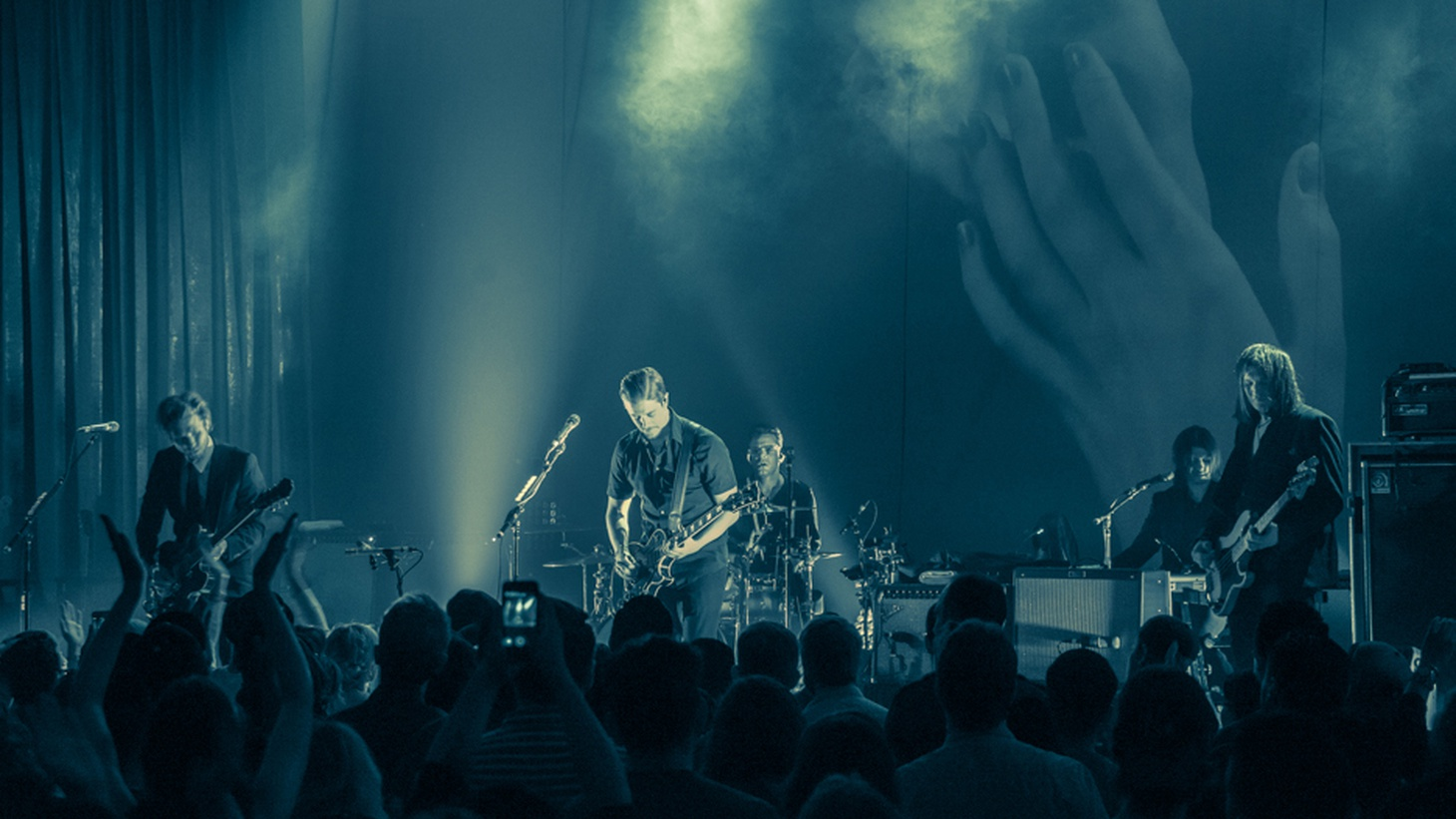 Interpol returns to form with their 2014 release, El Pintor and on Morning Becomes Eclectic, the band played several new songs live for the first time.