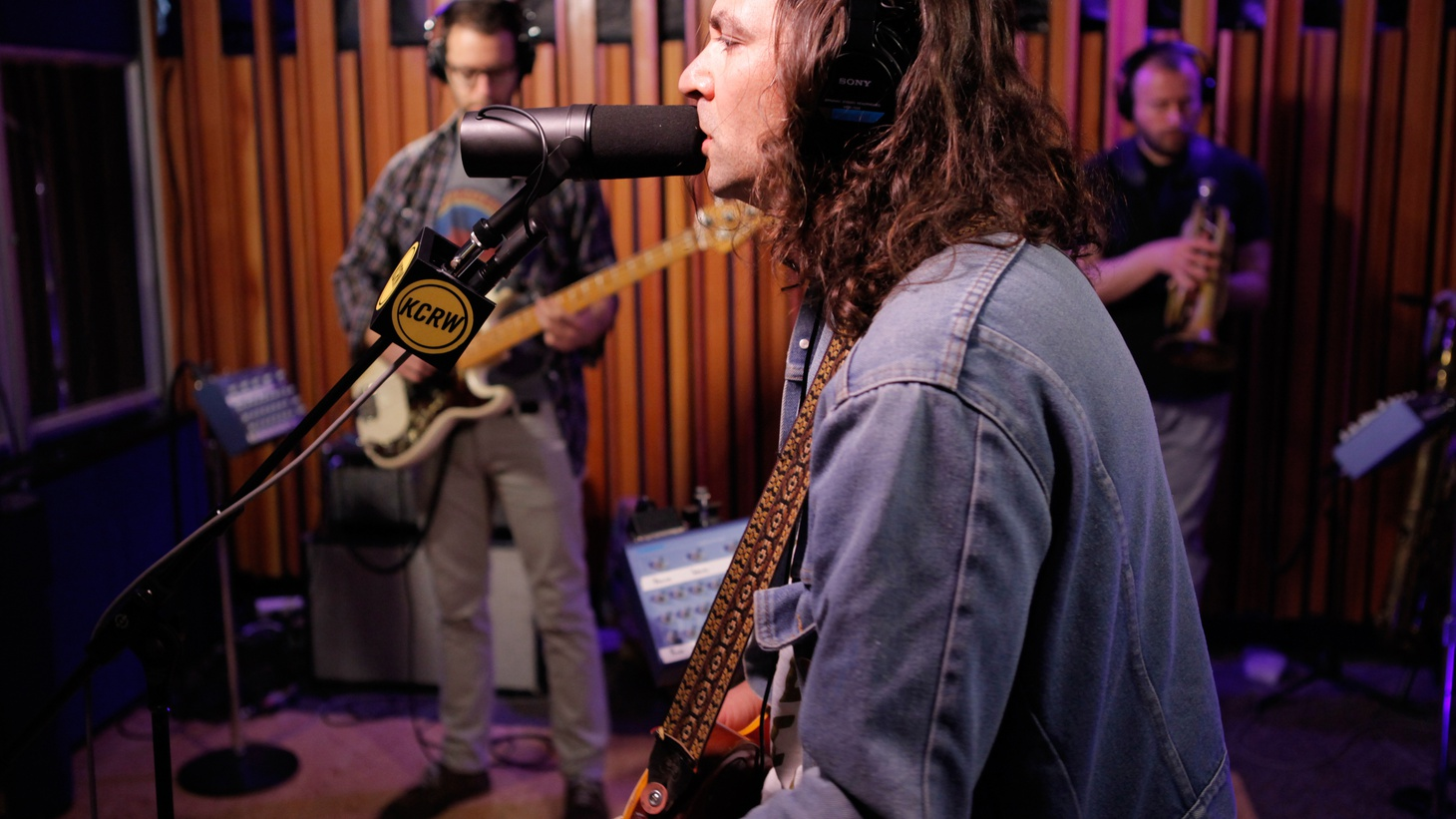 Philadelphia's The War On Drugs have released one of the best albums of the year and we are happy to share a special podcast featuring their entire live session.