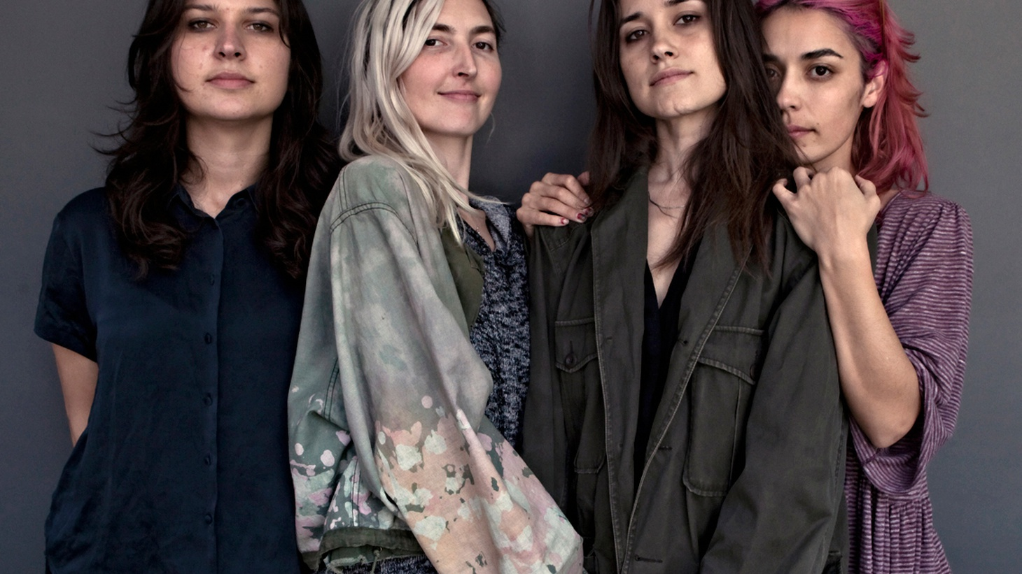 This week's edition of the MBE podcast features two full-length sessions from KCRW's recent favorites: Los Angeles' own Warpaint and Irish singer/songwriter Hozier.