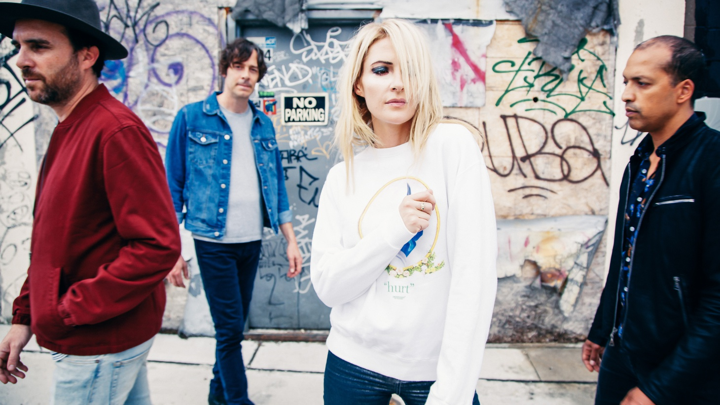 Celebrating their 20th year as a band, Metric's latest album Art of Doubt brings their guitar laden songs back to the forefront. They powered through a raucous set at Apogee Studios where we recorded this session with them earlier this month.