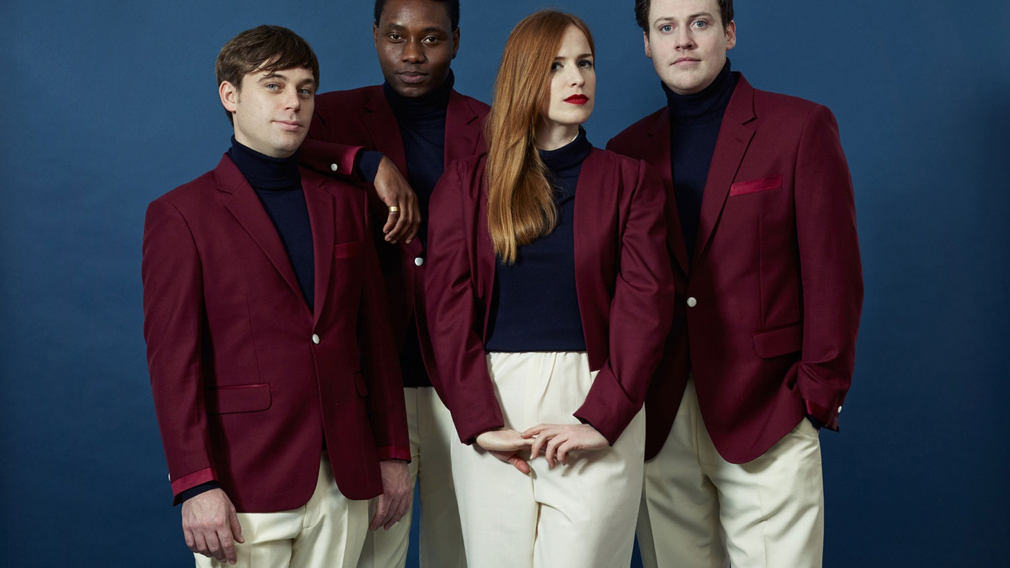 While touring behind Metronomy's last album, frontman Joseph Mount started writing the songs that would become their latest, Love Letters.