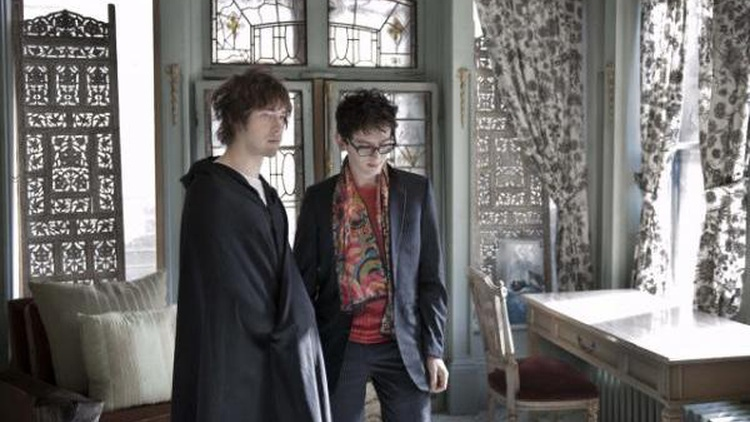 MGMT took a psychedelic turn on their new release, trading in their signature electro-pop for stylistic leap into epic sprawling tunes. We're excited to hear it in a live session on Morning Becomes Eclectic at 11:15am.