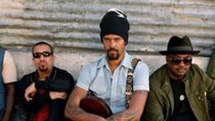 Michael Franti and Spearhead return with inspired and socially ignited songs on Morning Becomes Eclectic at 11:15am.
