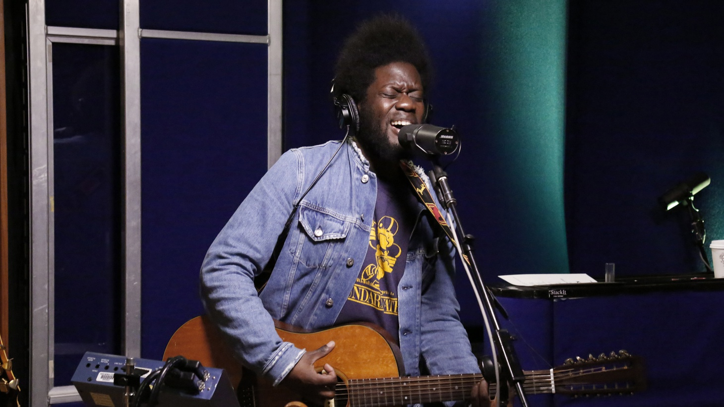 UK soul singer Michael Kiwanuka took some time after the release of his acclaimed debut to figure out what he really wanted to say next.