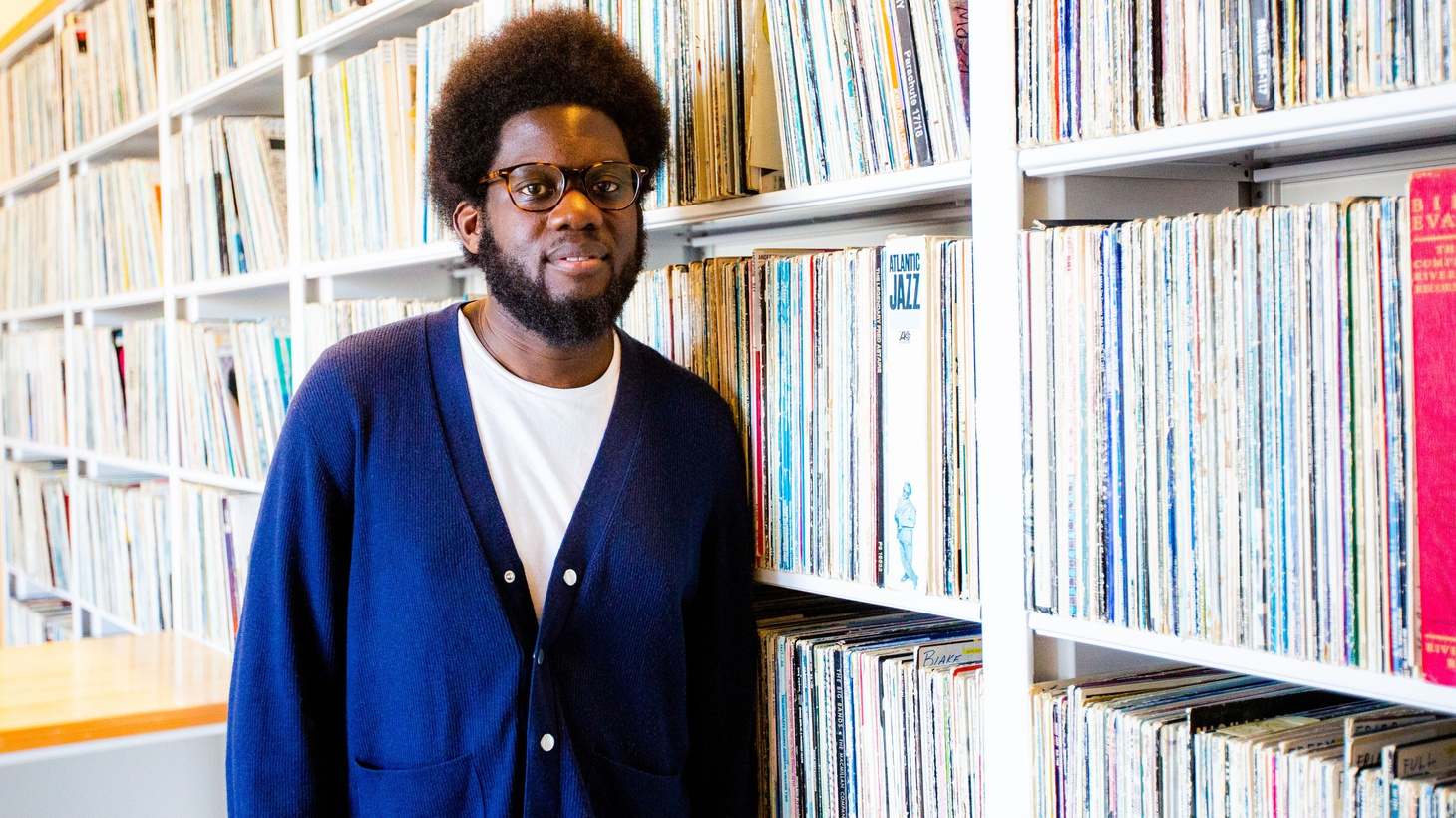 Michael Kiwanuka's third album is one of self-discovery and self- acceptance. He recently visited KCRW for a stripped down performance of new tracks from his latest album Kiwanuka.