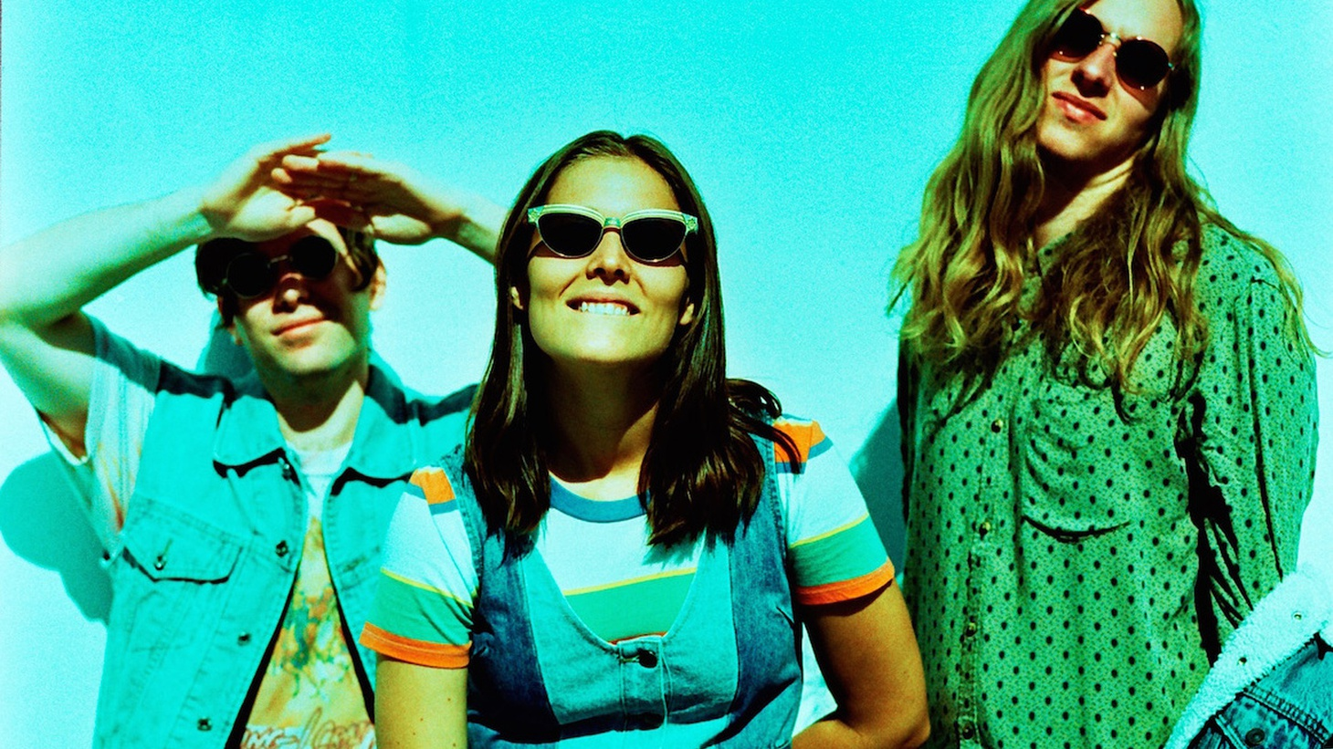 Sydney trio Middle Kids immediately caught our attention with catchy, finely crafted pop songs and the vocals of lead singer Hannah Joy.