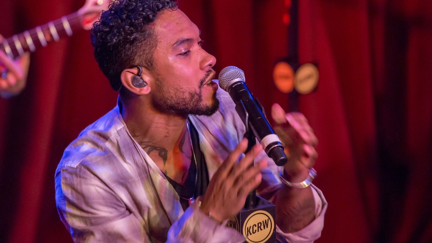 Miguel is a proud LA native whose seductive hybrid of R&B and soul and boundary-pushing experimentation has earned him comparisons to Prince and cemented his role as a creative force in music today – and likely many years to come.