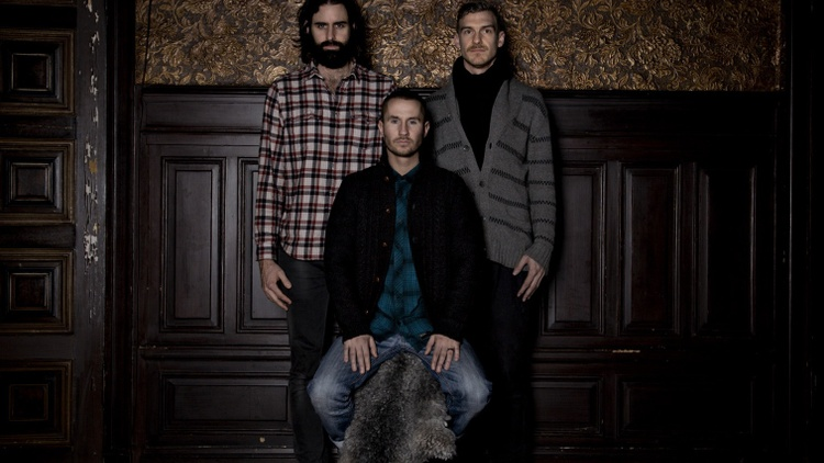 Miike Snow make their radio debut on Morning Becomes Eclectic at 11:15am.