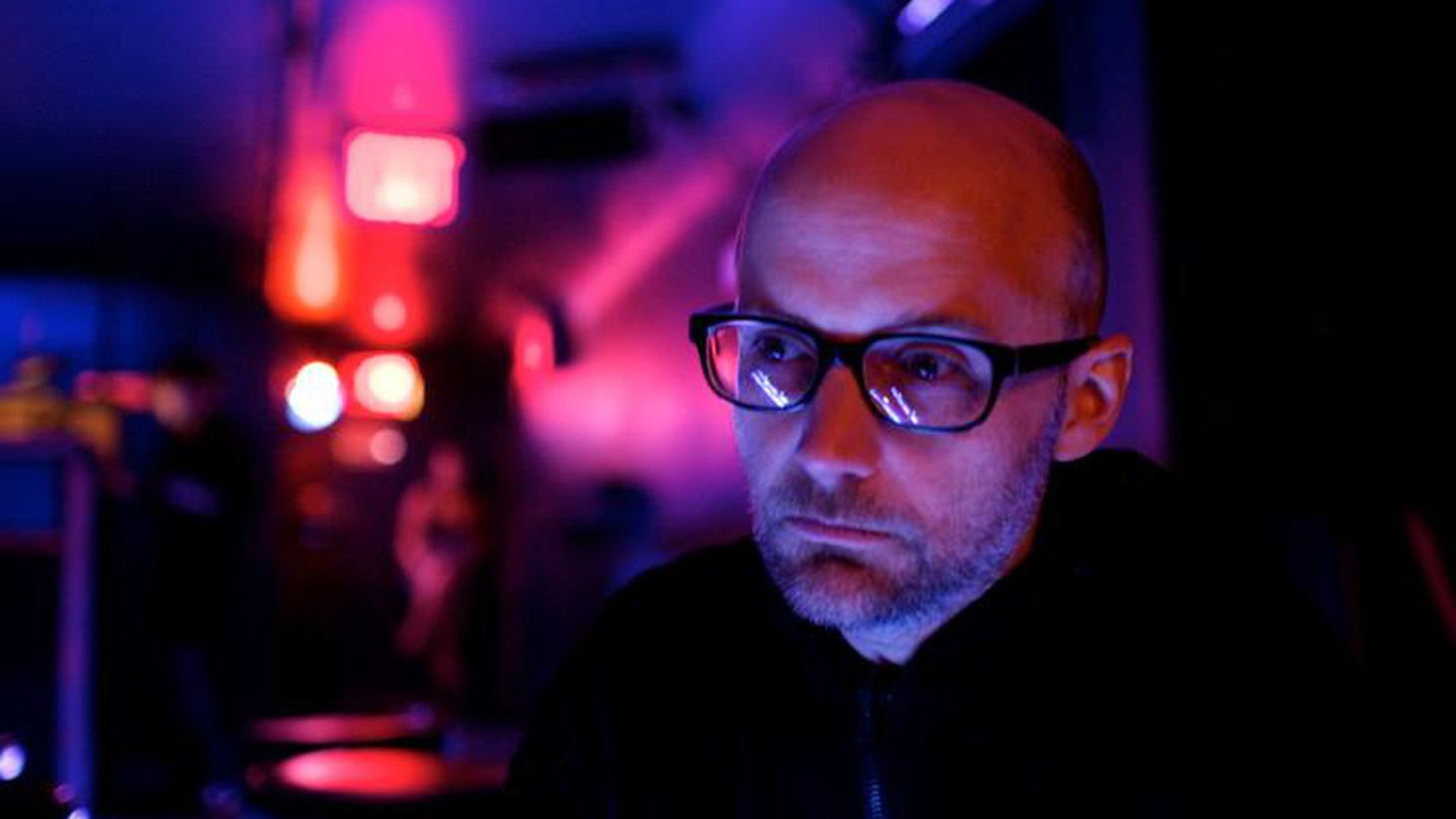In the 10 o'clock hour, KCRW favorite Moby joins us as guest DJ on the eve of his photographic exhibit culled from his album Innocents at Project Gallery.