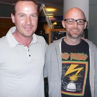 Moby Surprise Interview