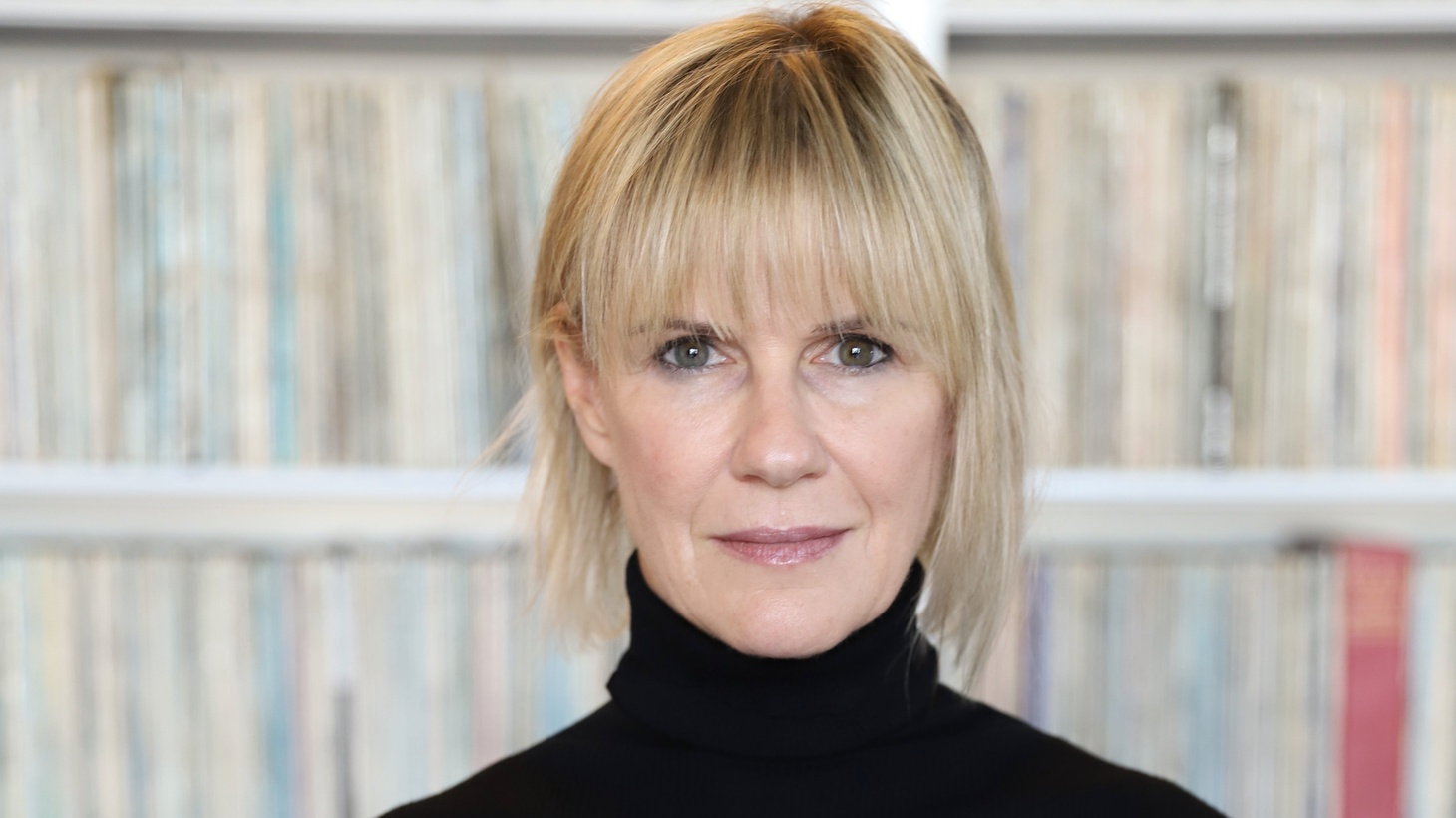 KCRW's signature music program features new releases, live performances, and artist interviews guest hosted by Anne Litt.