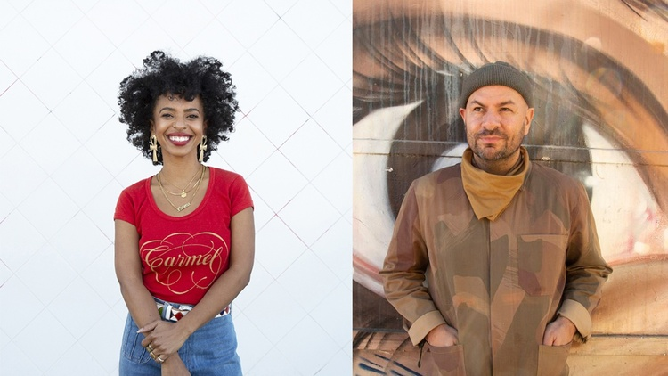 It's a new month! Start April off with Anthony and Novena as they spin new cuts from artists we love.
