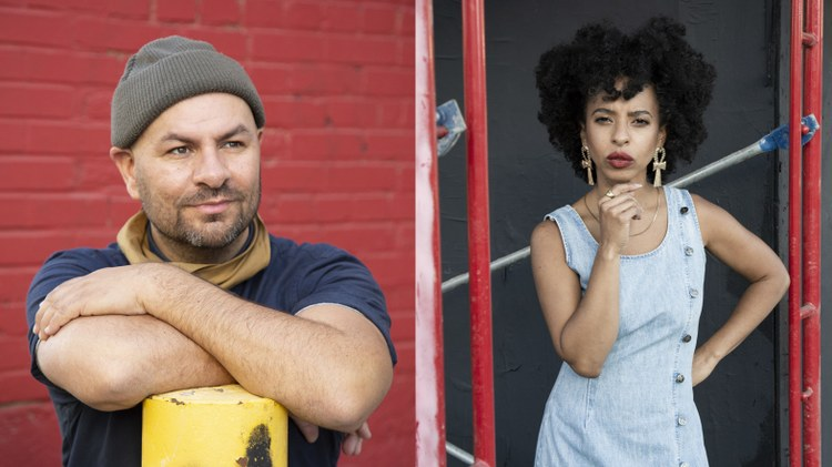 Kick off the weekend with Anthony and Novena as they play eccentric cuts from around the globe