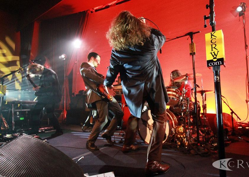 My Morning Jacket (Interview)