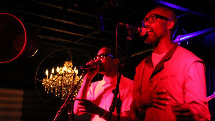 Bay Area soul duo Myron & E have a retro sound that has completely captured our ears. Hear their US radio debut...