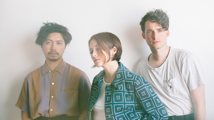 """Brooklyn trio Nation of Language has been delivering track after track of galvanizing synth-pop since the release of their acclaimed debut """"Introduction, Presence"""" last year."""