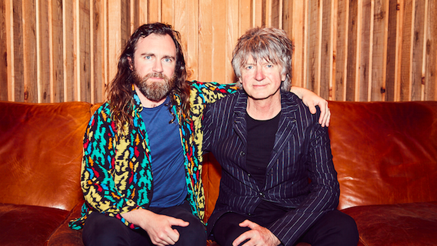 They've been playing music together for many, many years, but father/son duo Neil and Liam Finn waited until the time was right to record a proper album together.
