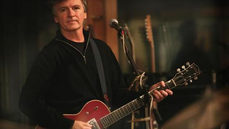Crowded House founder Neil Finn gathered a stellar line-up for his latest project 7 World Collide and issued it to raise funds for Oxfam. He'll feature Lisa Germano and son Liam when they perform for Morning Becomes Eclectic listeners at 11:15am.