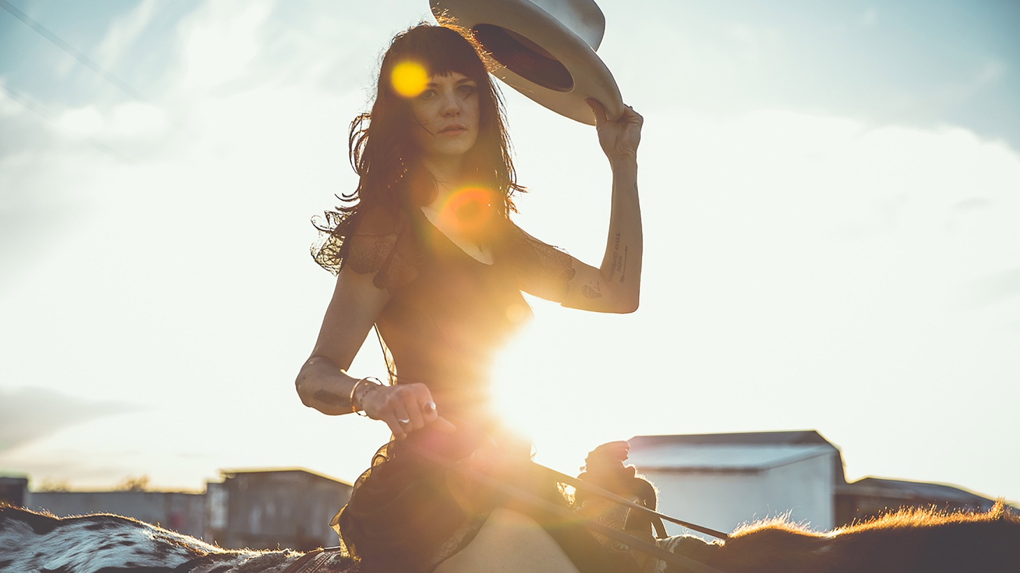 After having two heavy hitters produce her first two records, Nashville-based country singer Nikki Lane decided to take things into her own hands for Highway Queen.