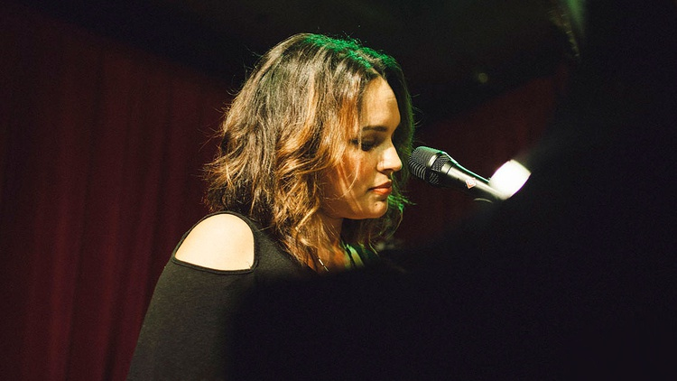 """Norah Jones' new album, Day Breaks,is being hailed as a """"kindred spirit"""" to the singer's breakout debut, Come Away with Me."""