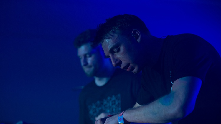 Seattle-based production duo Odesza are leading a new chapter in electronic music. Their focus on melodic, uplifting songs has made them a festival favorite.
