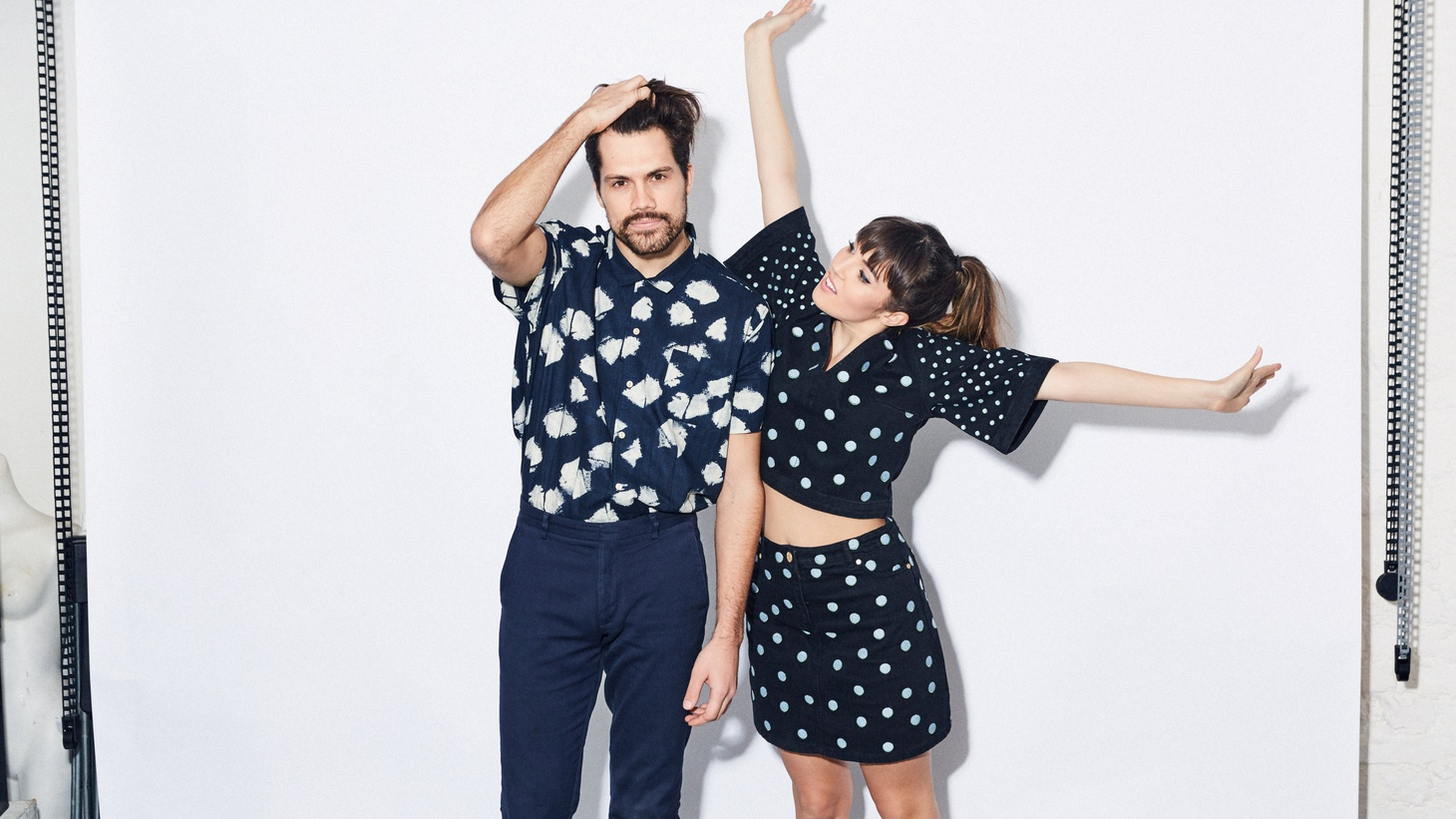 London duo Oh Wonder has been selling out venues worldwide and visits our studio before its headlining date at the Shrine Expo Hall.