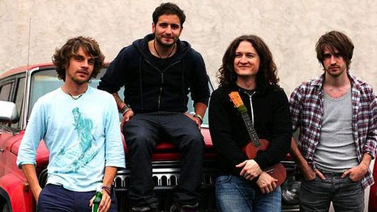 London-based quartet One Eskimo opened for Tori Amos on her recent tour and will melt our hearts with sonic inspiration and beautiful songs on Morning Becomes Eclectic at 11:15am.