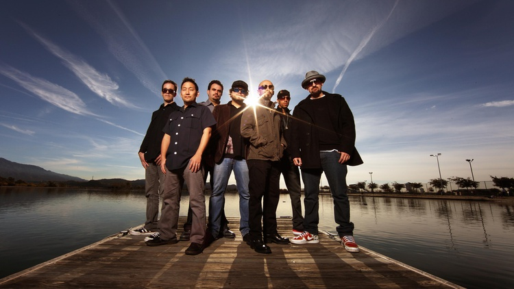 "Ozomatli returns to our studios to celebrate the band's latest release ""Fire Away,"" as well as an EP of remixes produced by KCRW DJs."