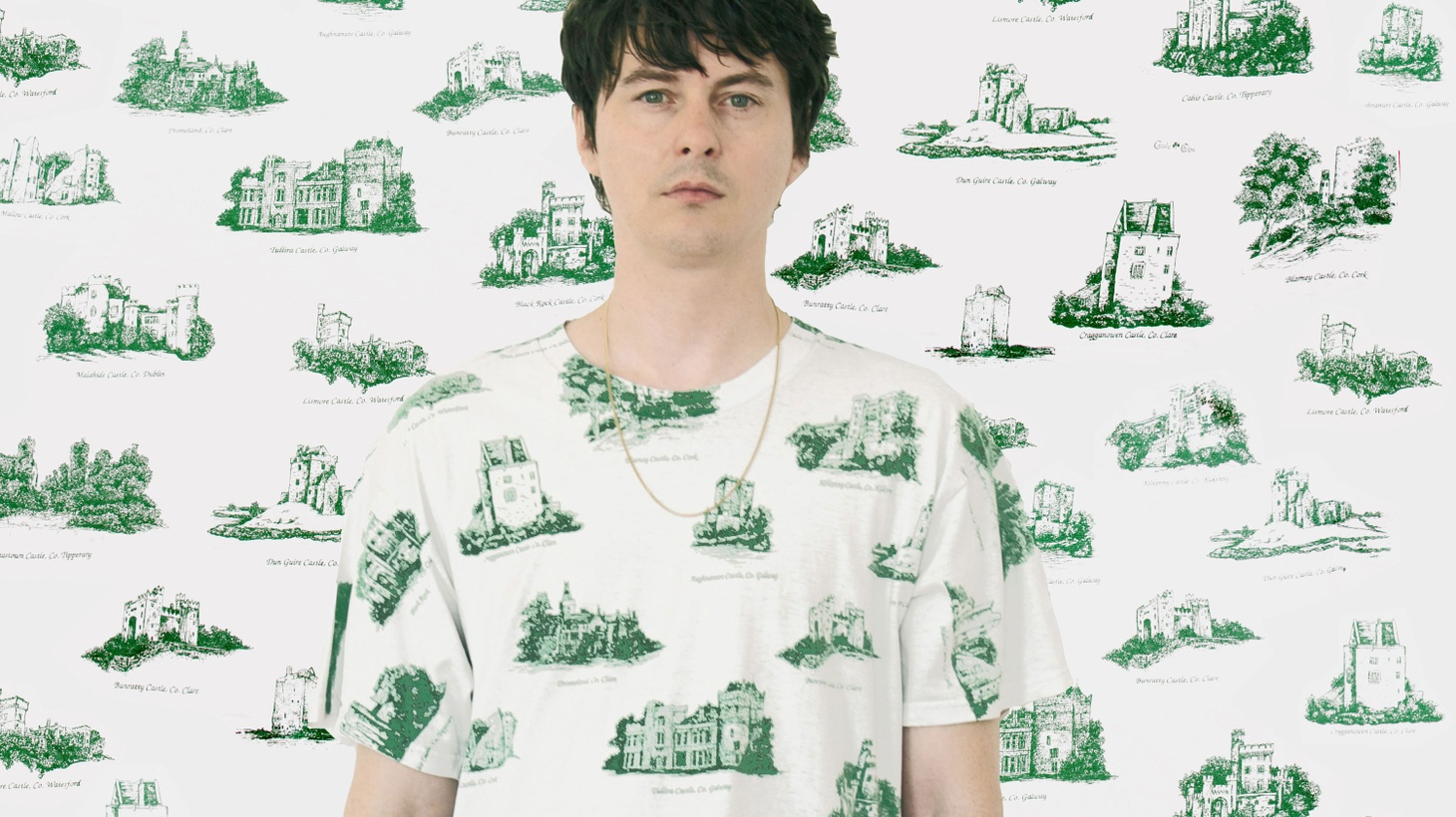 Panda Bear from Animal Collective performs songs from his fifth solo album of psychedelic-inspired pop.
