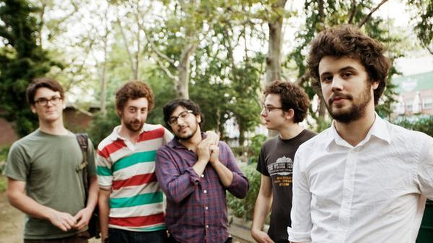 Passion Pit get their electronic groove on Morning Becomes Eclectic at 11:15am.