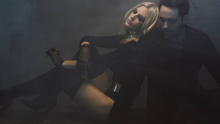 Electronic pop duo Phantogram were motivated by some tough times to craft a record about heartbreak that is dark but bombastic.