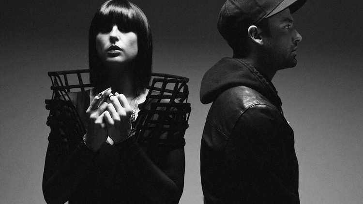 Josh Carter and Sarah Barthel, the duo behind Phantogram, have been making great music for some time but they've stepped up for their major label debut.
