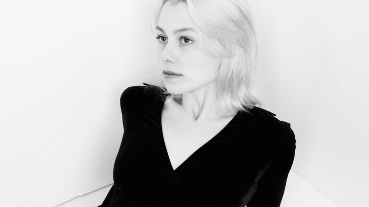 Phoebe Bridgers is a promising young singer-songwriter based in Los Angeles whose songwriting explores complex emotions in imaginative ways.