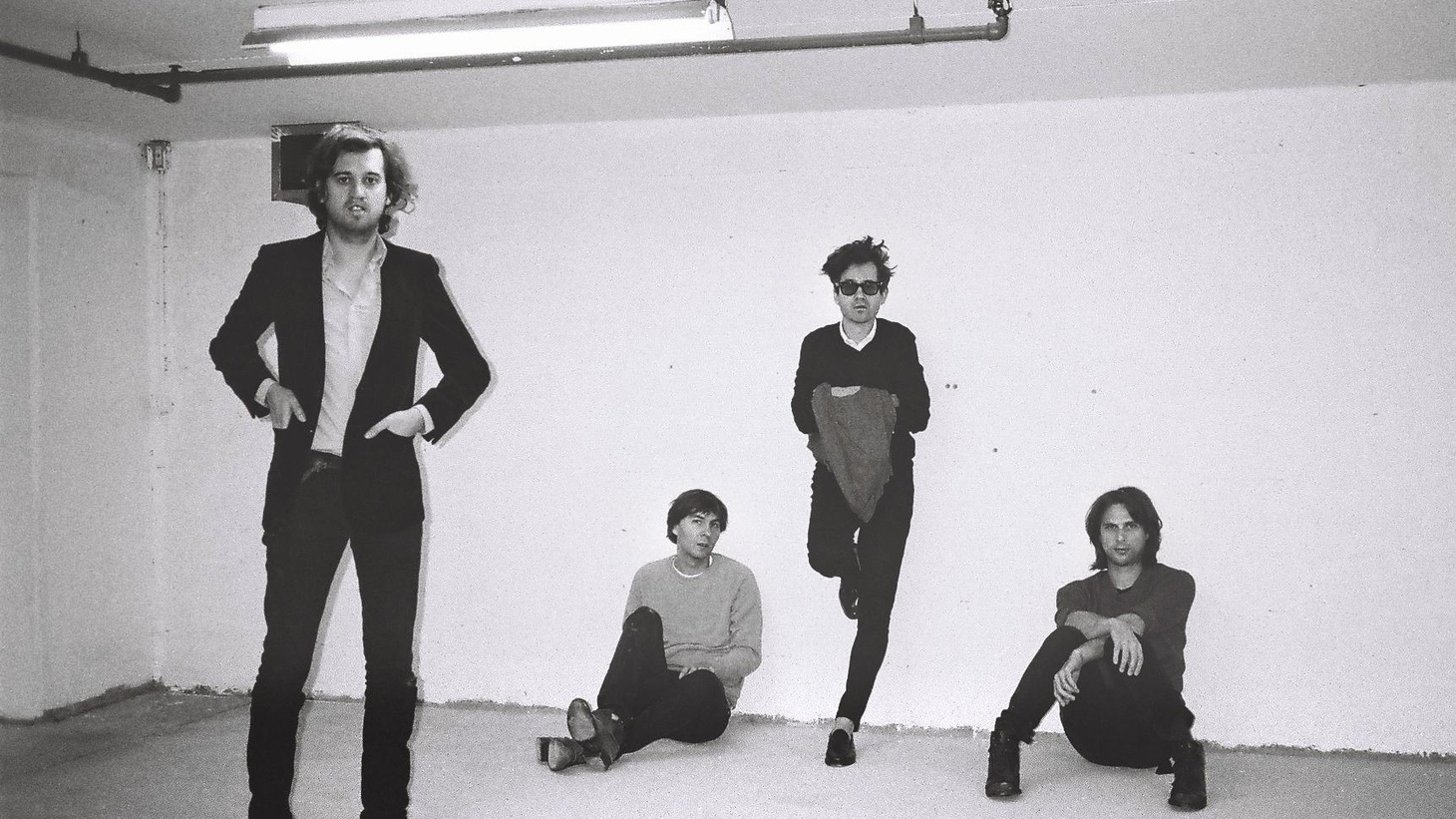 French faves Phoenix catapulted to fame with their 2009 album, and returned to our studio around 2013s Bankrupt.