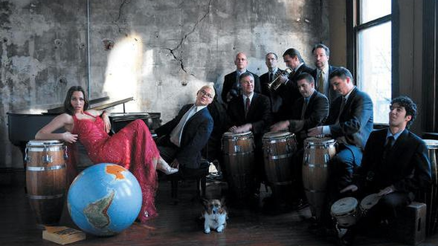 Pink Martini return to KCRW to perform an intoxicating mix scanning the world of music from cabaret to classical. We catch up with these station favorites at 11:15am.